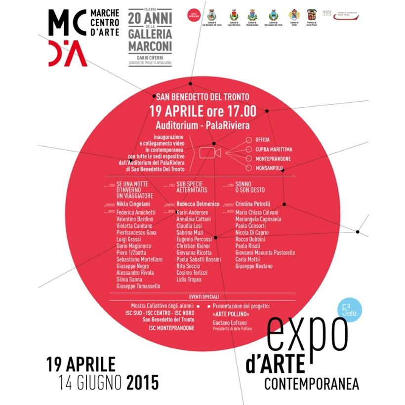 Tutti i nomi e i luoghi dell'expo