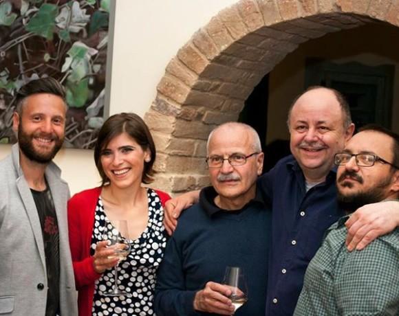 Ad Offida Marche Centro d'Arte si è presentata tra arte, vino e cultura