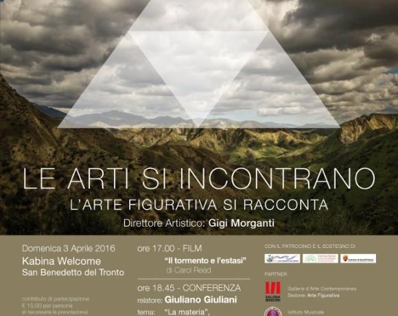 """""""Le Arti si incontrano"""", presentazione della seconda edizione"""