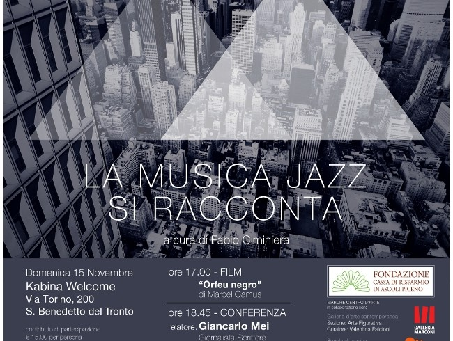 """Influencia do Jazz"" – La musica jazz si racconta"
