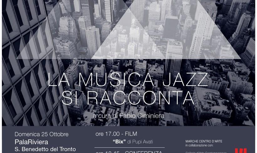 """""""L'Artista nella società del suo tempo"""" – La musica jazz si racconta"""