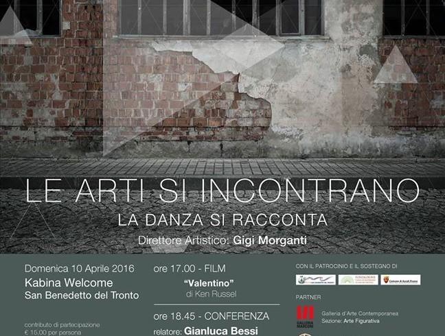 La Danza si Racconta, domenica 10 aprile